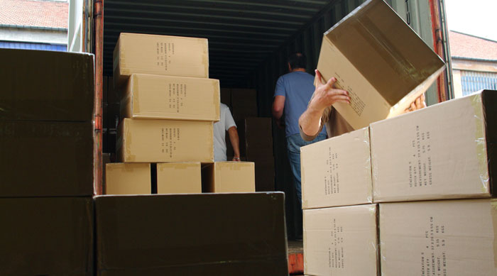 Umzug Wohnung - Möbel richtig lagern