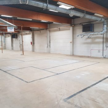 Halle mieten Stronsdorf - Lagerhalle in Stronsdorf